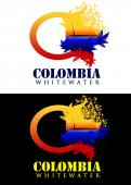 Logo design # 647838 for logo and t shirt design for Colombia Whitewater contest