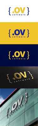 Logo design # 1120025 for Design a unique and different logo for OVSoftware contest