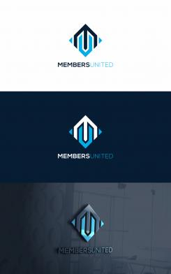 Logo design # 1123890 for MembersUnited contest