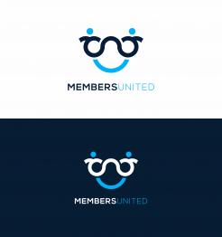 Logo design # 1123896 for MembersUnited contest