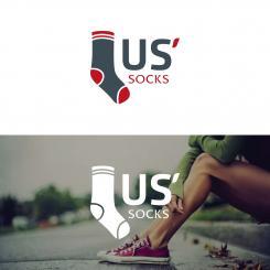 Logo design # 1152020 for Luz' socks contest