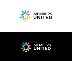 Logo design # 1126880 for MembersUnited contest