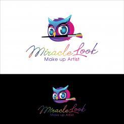 Logo  # 1093384 für junge Makeup Artistin benotigt kreatives Logo fur self branding Wettbewerb