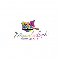 Logo  # 1094890 für junge Makeup Artistin benotigt kreatives Logo fur self branding Wettbewerb