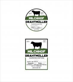Logo  # 1086287 für Milchbauer lasst Kase produzieren   Selbstvermarktung Wettbewerb