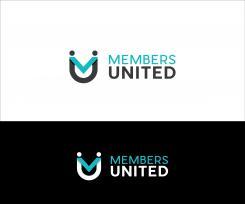 Logo design # 1124818 for MembersUnited contest