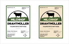 Logo  # 1086899 für Milchbauer lasst Kase produzieren   Selbstvermarktung Wettbewerb