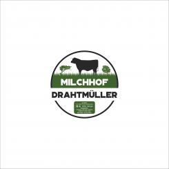 Logo  # 1084793 für Milchbauer lasst Kase produzieren   Selbstvermarktung Wettbewerb