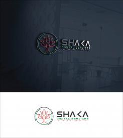 Logo design # 1075778 for Logo and stationary design for digital services company contest