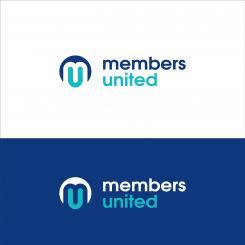 Logo design # 1126945 for MembersUnited contest