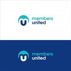 Logo design # 1126950 for MembersUnited contest