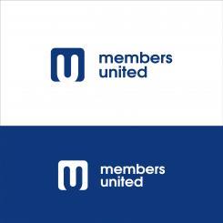 Logo design # 1126961 for MembersUnited contest