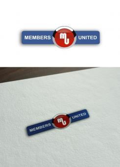 Logo design # 1126900 for MembersUnited contest