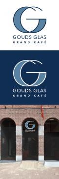 Logo # 983820 voor Ontwerp een mooi logo voor ons nieuwe restaurant Gouds Glas! wedstrijd