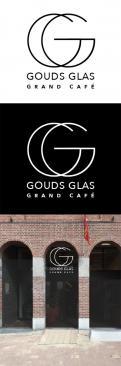 Logo # 984014 voor Ontwerp een mooi logo voor ons nieuwe restaurant Gouds Glas! wedstrijd