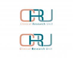 Logo # 610331 voor Ontwerp een zakelijk en rustig  logo voor de afdeling Clinical Research Unit (afkorting: CRU), een afdeling binnen het AMC; een groot academisch ziekenhuis in Amsterdam. wedstrijd