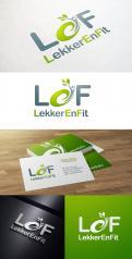 Logo # 381286 voor Ontwerp een logo met LEF voor jouw vitaalcoach van LekkerEnFit!  wedstrijd