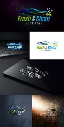 Ontwerpen Van Getredy Logo Ontwerp Voor Een Auto Detail Bedrijf