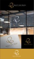 Logo design # 1126687 for Beauty and brow company contest