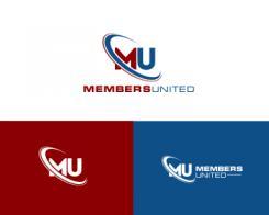 Logo design # 1127029 for MembersUnited contest