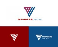 Logo design # 1127056 for MembersUnited contest