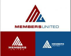 Logo design # 1127066 for MembersUnited contest