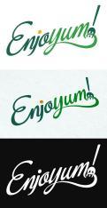 Logo # 338939 voor Logo Enjoyum. A fun, innovate and tasty food company. wedstrijd