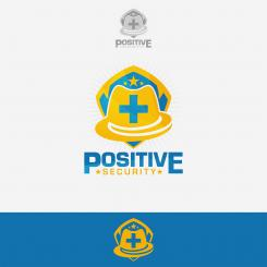 Logo design # 605246 for Logo for a security group named positivesecurity contest