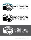 Logo # 168676 voor Fotografie Mohlmann (for english people the dutch name translated is photography mohlmann). wedstrijd