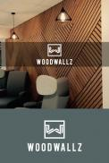 Logo design # 1152154 for modern logo for wood wall panels contest