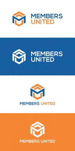 Logo design # 1125583 for MembersUnited contest