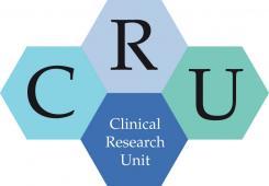 Logo # 610591 voor Ontwerp een zakelijk en rustig  logo voor de afdeling Clinical Research Unit (afkorting: CRU), een afdeling binnen het AMC; een groot academisch ziekenhuis in Amsterdam. wedstrijd