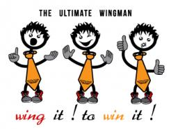 Logo design # 574944 for Wing it to win it! contest