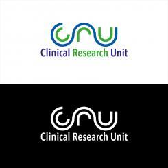 Logo # 614554 voor Ontwerp een zakelijk en rustig  logo voor de afdeling Clinical Research Unit (afkorting: CRU), een afdeling binnen het AMC; een groot academisch ziekenhuis in Amsterdam. wedstrijd