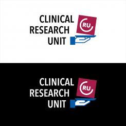 Logo # 610306 voor Ontwerp een zakelijk en rustig  logo voor de afdeling Clinical Research Unit (afkorting: CRU), een afdeling binnen het AMC; een groot academisch ziekenhuis in Amsterdam. wedstrijd