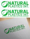 Logo # 1018257 voor Eigentijds logo voor Natural Plastics Int  wedstrijd