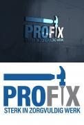 Logo # 882458 voor Klussenbedrijf Profix. wedstrijd