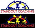 Logo # 1114128 voor Logo voor online coaching op gebied van fitness en voeding   Stand Out Coaching wedstrijd