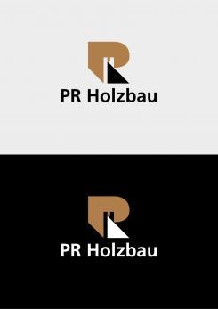 Logo  # 1160724 für Logo fur das Holzbauunternehmen  PR Holzbau GmbH  Wettbewerb
