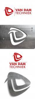 Logo # 938776 voor Ontwerp van een strak logo voor technisch constructiebedrijf  wedstrijd