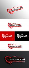 Logo # 1248581 voor Nick Bleekemolen wedstrijd