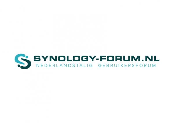 Designs by HRS - New logo for Synology-Forum nl
