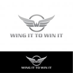 Logo design # 574667 for Wing it to win it! contest