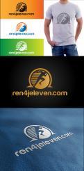 Logo # 414761 voor Ontwerp een sportief logo voor hardloop community ren4jeleven.com  wedstrijd