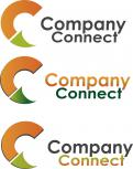 Logo design # 56895 for COmpany Connect is a consultancy firm whose mission is to enable SMEs to support optimal use of ICT and Telecommunication services. contest
