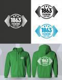 Logo # 1093487 voor Logo voor voetbal gerelateerd kleding merk wedstrijd