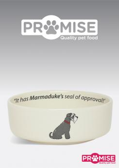 Logo design # 1194845 for promise dog and catfood logo contest
