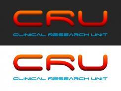 Logo # 615060 voor Ontwerp een zakelijk en rustig  logo voor de afdeling Clinical Research Unit (afkorting: CRU), een afdeling binnen het AMC; een groot academisch ziekenhuis in Amsterdam. wedstrijd