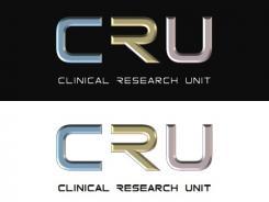 Logo # 615063 voor Ontwerp een zakelijk en rustig  logo voor de afdeling Clinical Research Unit (afkorting: CRU), een afdeling binnen het AMC; een groot academisch ziekenhuis in Amsterdam. wedstrijd