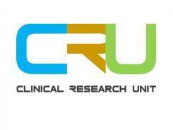 Logo # 614699 voor Ontwerp een zakelijk en rustig  logo voor de afdeling Clinical Research Unit (afkorting: CRU), een afdeling binnen het AMC; een groot academisch ziekenhuis in Amsterdam. wedstrijd